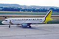 D-AIPH A320-211 Germanwings(Koln-Bonn) ZRH 17JUN03 (8515614164).jpg