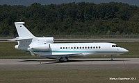 D-ALIL - FA7X - Aero-Dienst