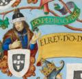 D. Pedro Afonso, Conde de Barcelos - The Portuguese Genealogy (Genealogia dos Reis de Portugal).png