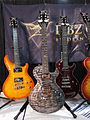 DBZ guitars 1, 2010 Summer NAMM.jpg