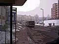 DOBRZEC ZIMOWY 04 przystanek obok przychodni - panoramio.jpg
