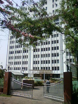 Damodar Valley Corporation - DVC - Corporate office building at Kolkata - VIP Road