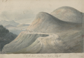 DV 27 No.61.The road from Drws y Nant to Dolgellau.png