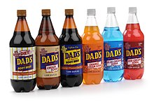 Dad's Root Beer Liter's