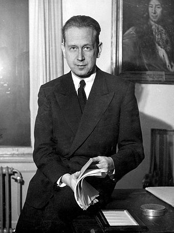 Dag Hammarskjöld was a particularly active Secretary-General from 1953 until his death in 1961. Dag-hammarskjold 2.jpg