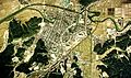 Daishoji district Kaga city Aerial photograph.1975.jpg