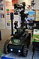 Daksh - Remotely Operated Vehicle - DRDO - Pride of India - Exhibition - 100th Indian Science Congress - Kolkata 2013-01-03 2571.JPG