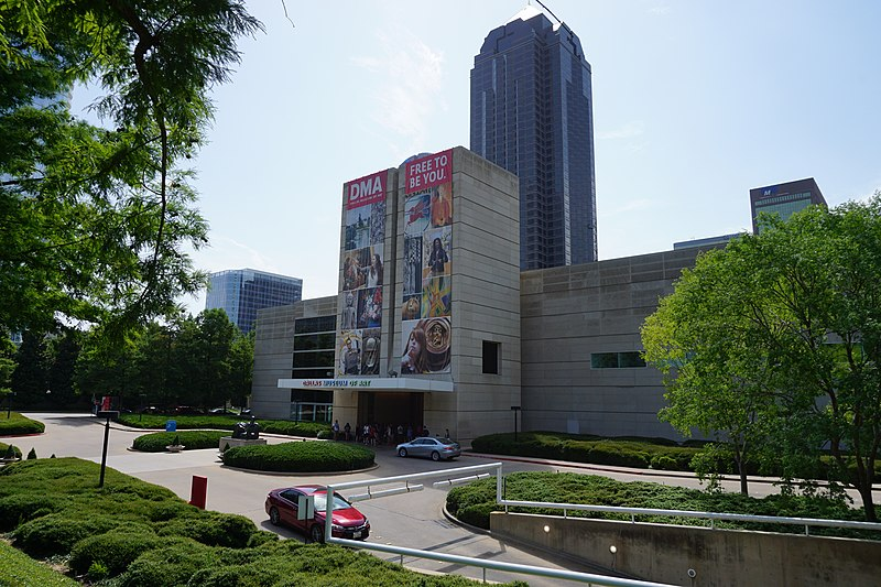 Dallas Museum of Art (Dallas – Estados Unidos)