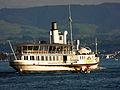 Dampfschiff Stadt Rapperswil - General-Guisan-Quai 2012-08-08 19-25-12 (WB850F).JPG