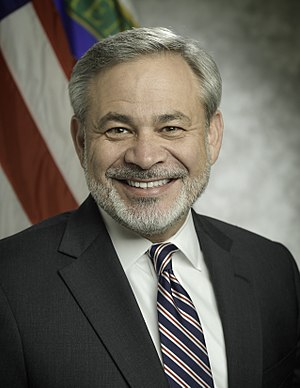 United States Deputy Secretary of Energy - Image: Dan Brouillette official photo