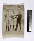 Dan Casey, Charlie Bastian and trainer (NYPL b13537024-55688).tiff