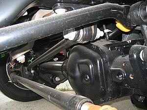 Dana 60 - Dana Super 60 from a 2008 Ford F-450