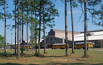 Daphne, Alabama - Daphne High School