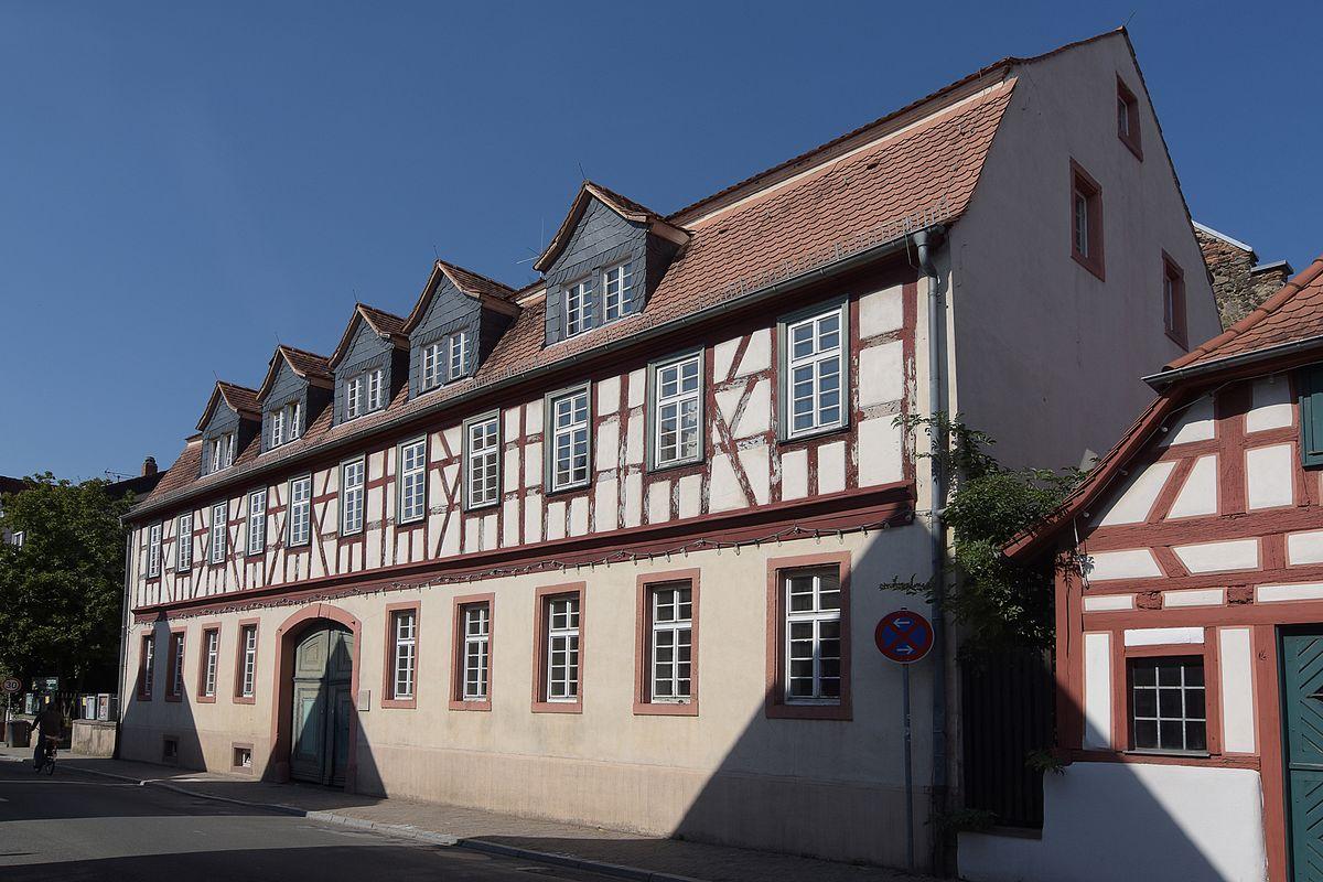 Ehemalige Brauerei Darmstadt Eberstadt Wikipedia