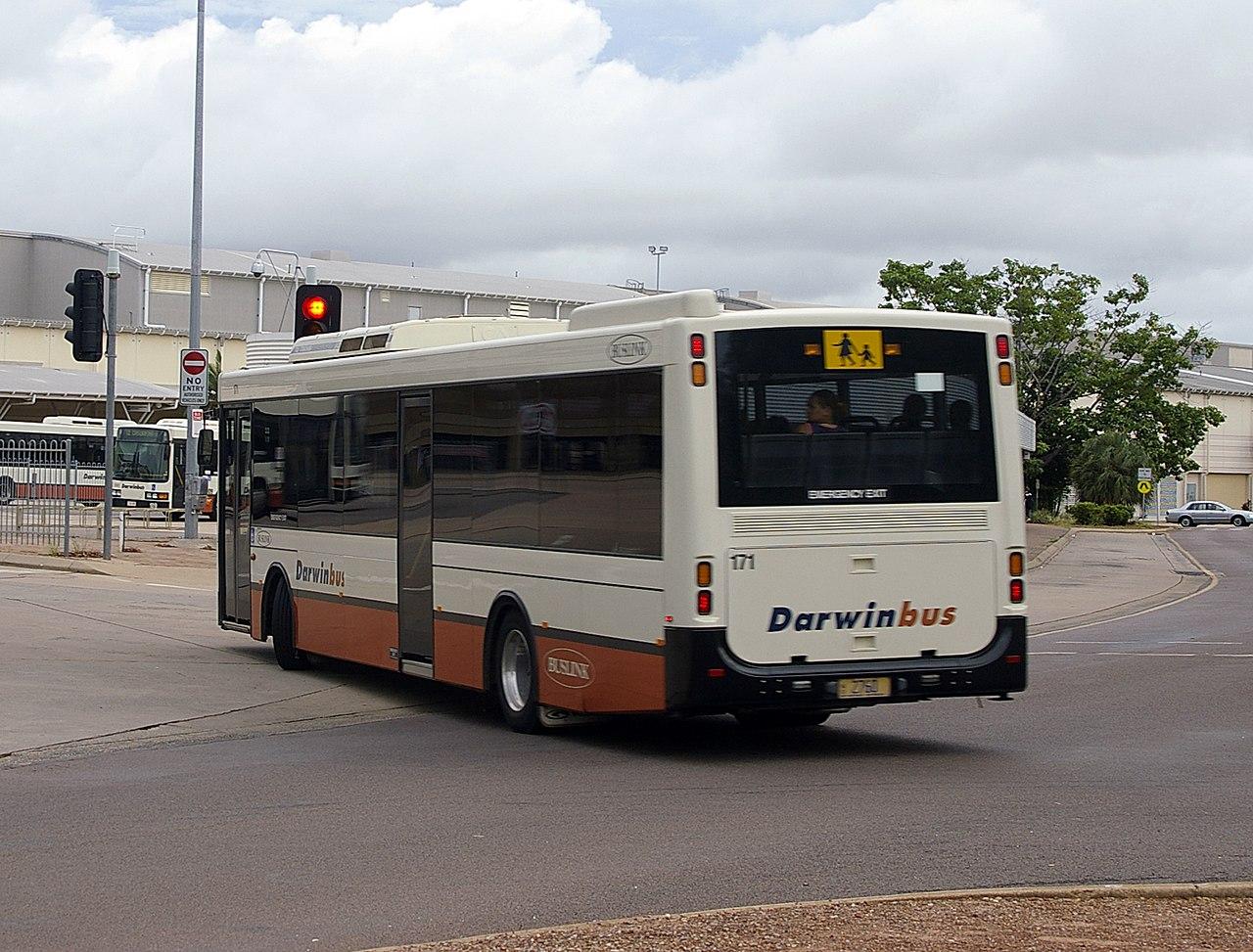 File darwinbus volgren cr228l bodied mercedes benz for Mercedes benz oc