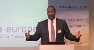 David Drummond (businessman) American business executive and lawyer