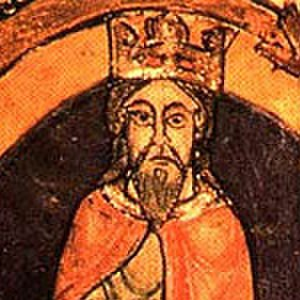 Scotland in the High Middle Ages - Image of David I, a pious and revolutionary Scoto-Norman king