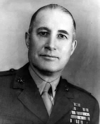 David A. Stafford - Stafford as colonel, USMC