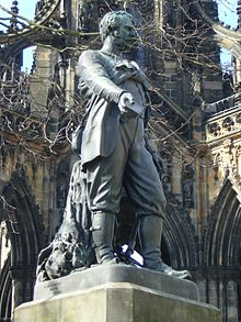 Livingstone Statue, Edinburgh By Amelia Robertson Hill  Dr Livingstone I Presume Book