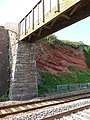 Dawlish , Footbridge and Railway - geograph.org.uk - 1345916.jpg