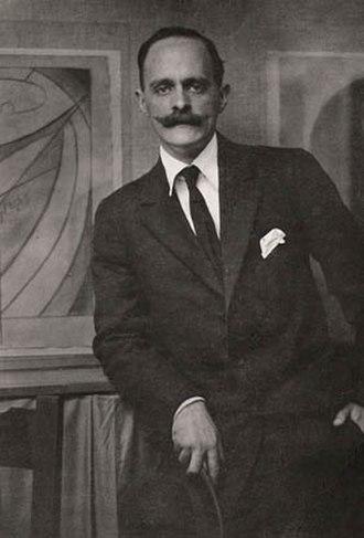Marius de Zayas - Marius de Zayas (1913), by Alfred Stieglitz