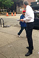 De Blasio at TWU Day of Action to Restore Station Booths & Agents (8973601664).jpg