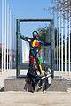 De Robert Llimós na Praza dos Voluntarios da Vila Olímpica de Barcelona B17.jpg