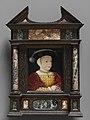 De dauphin Frans, zoon van Frans I, Jean Clouet, (1520-1525), Koninklijk Museum voor Schone Kunsten Antwerpen, 33.jpg