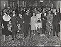 De koninklijke familie woont de gala-voorstelling bij van het toneelstuk Tijl U, Bestanddeelnr 021-0223.jpg