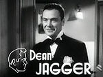 Schauspieler Dean Jagger