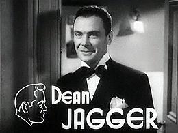 affiche Dean Jagger