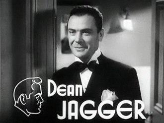 Dean Jagger - in Dangerous Number (1937)