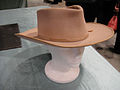 "Debbie Reynolds Auction - Buddy Ebsen ""Doc Golightly"" cowboy hat from ""Breakfast at Tiffany's"".jpg"