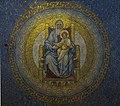 Deckenmosaik Kaiserloge Maria mit Kind.jpg