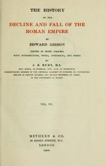 Decline and Fall of the Roman Empire vol 7 (1897).djvu