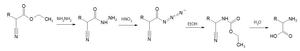 Acyl azide - Darapsky degradation