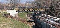Delavan, Illinois Third Street bridge from S 2.jpg