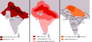 Muhajir people - Delhi Sultanate