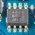 Dell E-Port II PR03X - board - Siliconix 4686-5484.jpg