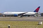 Delta Air Lines (N702DN) Boeing 777-232(LR) at Sydney Airport (2).jpg