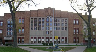 Denby High School United States historic place
