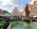 Der regionale Wochenmarkt in Bad Mergentheim. 06.jpg
