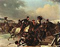 Desarnot-Cossacks pursue retreating Frenchmen.jpg
