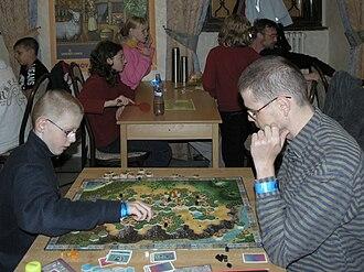 Java (board game) - Java