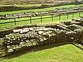 Detail from roman fort of Vindolanda 17.jpg
