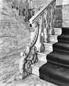 detail interieur trappenhuis - amsterdam - 20017399 - rce