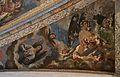 Detall dels frescos de la volta del cor baix del monestir de la Trinitat, València.JPG