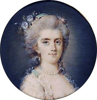 Diane de Polignac French courtier