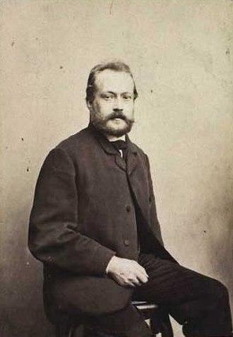 Didrik Frisch - Didrik Frisch (1850s)