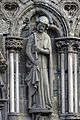 Die Statuen in der Westfassade der Nidaros Kathedrale (untere Reihe). 12.jpg
